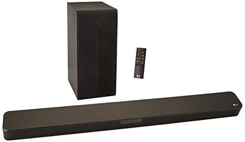 LG SL4 Barra de Sonido,