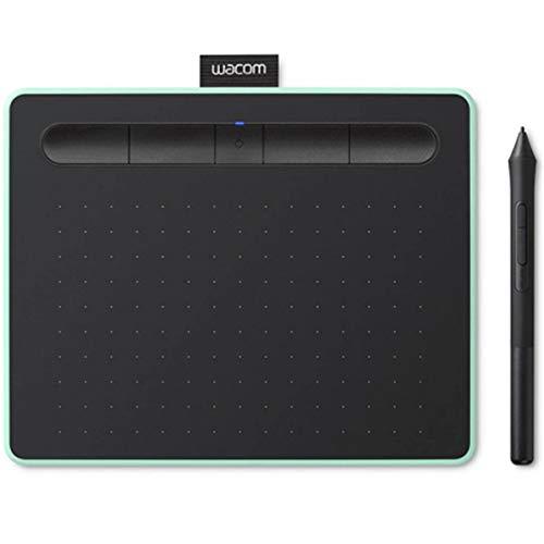 Wacom Intuos M Bluetooth - Tableta gráfica (Wired & Wireless, 2540 lpi, 216 x 135 mm, USB/Bluetooth, 7 mm, Pen)