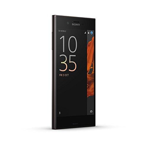 Sony Xperia XZ–Desbloqueado teléfono, Negro