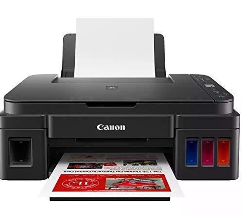 Canon Multifuncional de Inyección de Tinta Continua G3110