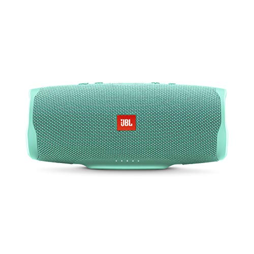 Bocina Portátil Charge 4 Bluetooth - Verde Azulado
