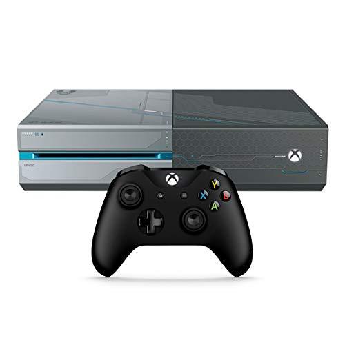 Consola Xbox ONE HALO 5 Limited Edition 1TB Bundle (Renewed)