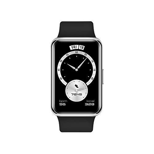 HUAWEI Watch Fit Elegant Edition- Reloj Inteligente, Pantalla AMOLED 1.64