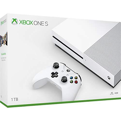 Consola Xbox One S 1TB + 14 días Gold + 1 mes de Game Pass - Xbox One S + 14 días Gold + 1 Mes Game Pass Edition