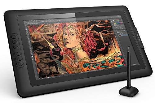 XP-Pen Artist 15.6 Tableta Grafica con Pantalla Digitalizadora de Dibujo 8192 Niveles de Sensibilidad