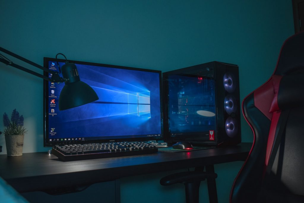 Imagen de monitor gaming