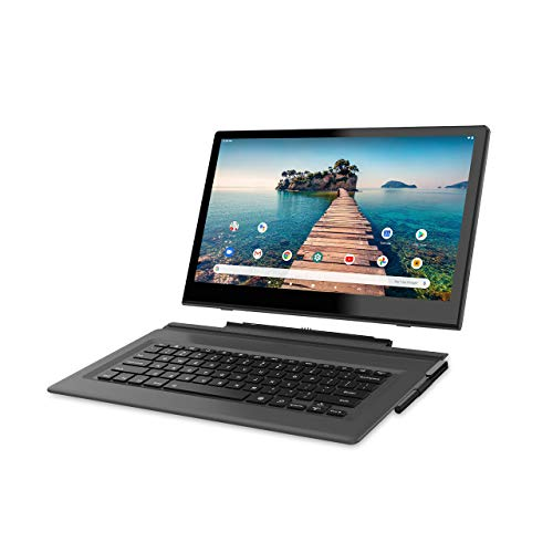 Venturer Luna Max de 14 pulgadas [VCT9T48Q34RBM] Quad-Core 3 GB RAM 64 GB Almacenamiento IPS 1920 x 1080 FHD Pantalla táctil WiFi Bluetooth con teclado desmontable Android 10 Tablet