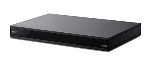 Sony UBP-X800M2 UHD - Reproductor de BLU-Ray para Cine en casa (UBPX800M2), Color Negro