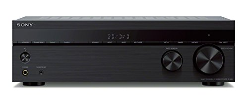 Sony STR-DH590 - Receptor AV (5.2 canales, Envolvente, 145 W, 6 - 16 Ohmio, 6,3 mm, FM)
