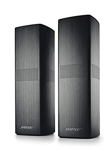 Bose 834402-1100 Altavoces satélite OmniJewel, únicos para receptores inalámbricos OmniJewel Maxwell, receptores inalámbricos, Negro