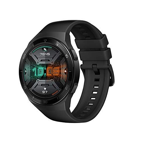 Huawei Watch GT 2e - Reloj Inteligente ultra-slim, Pantalla de 1.39