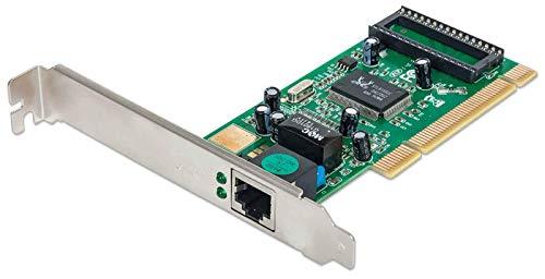 Intellinet TARITL040 Tarjeta de Red Alámbrico, Pci, Ethernet, 1000 Mbit/S