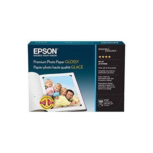 Epson Papel Fotográfico Premium Glossy 4
