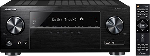 Pioneer VSX-831 5.2-Channel AV Receiver with Built-In Bluetooth and Wi-Fi
