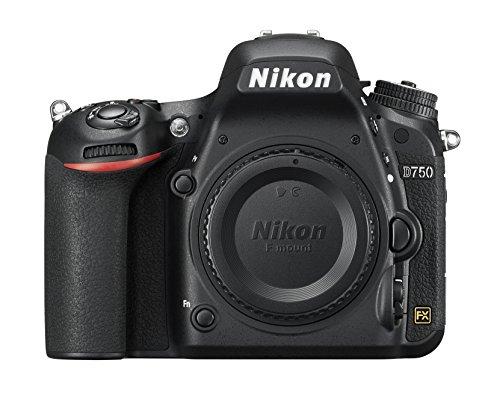 Nikon D750 FX-format Digital SLR - Cuerpo de cámara