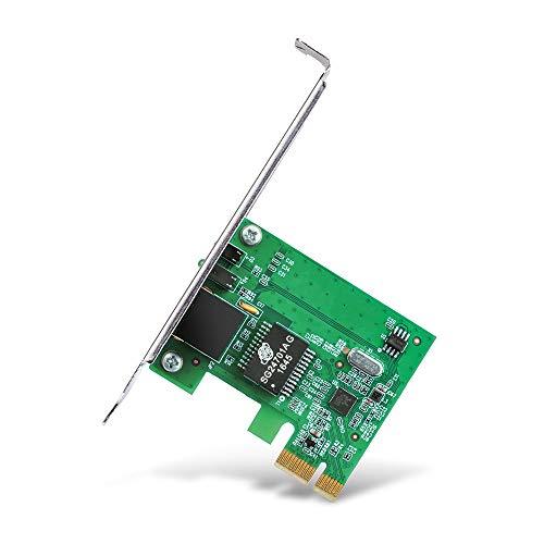 TP-Link TG-3468 10/100/1000Mbps Gigabit PCI Express Network Adapter, Verde