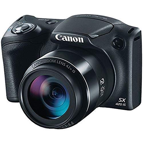 Cámara Digital, PowerShot SX420, Canon, Negra