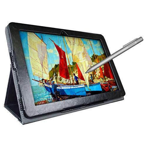 Simbans [4] PicassoTab Tableta de Dibujo de 10 Pulgadas y lápiz óptico, 4GB, 64GB, Android 10, el Mejor Regalo para Principiantes, Artista gráfico, niño, niña - PCX
