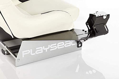 PLAYSEAT RAC00064 Soporte de Palanca para Asiento de Videojuegos, Modelo Gearshift Holder Pro, Negro, Plata - PlayStation 4 Standard Edition