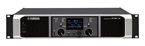 Amplificador De Audio Poder Digital/300wx2 8 Ohms Px3 Yamaha