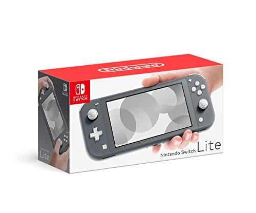 Nintendo Switch Lite - Edición Estándar - Gris - Standard Edition