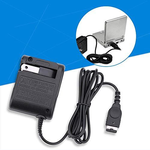 Adaptador de cargador de CA, pared de viaje portátil en casa Adaptador de cargador de CA para Nintendo DS/Gameboy Advance GBA SP