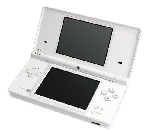 Nintendo DSi (renovado), Blanco
