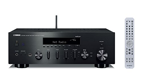 Yamaha RN602 Receptor Stereo Network, Bluetooth, Wi-Fi, Conexión Digital USB para iPod/iPhone