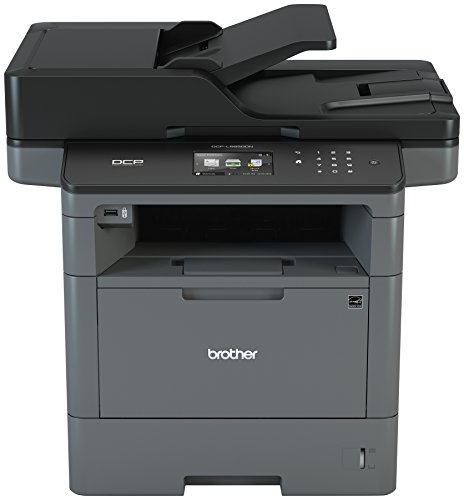 Brother dcpl5650dn Negocios láser multifunción copiadora con Avanzada dúplex, Solo para Impresora