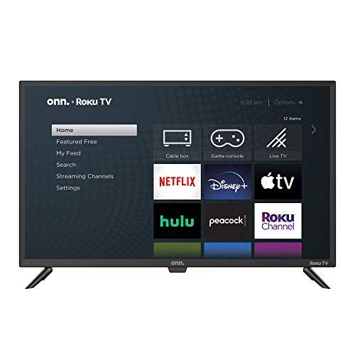 onn 100012590 SNTV001864-ICBy SNTV001864-GRB (TV Onn 24 pulgadas) (Renewed)