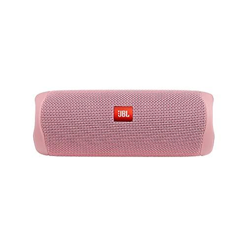 Bocina Portátil Flip 5 Impermeable Bluetooth - Rosa