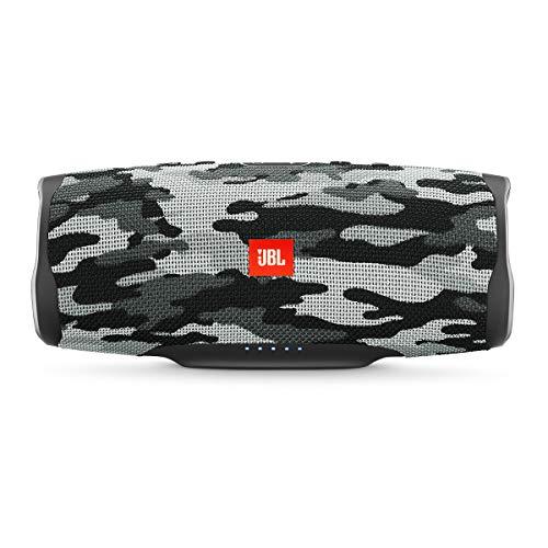 JBL Charge 4 Altavoz Bluetooth portátil (Negro/Blanco/Camuflaje)