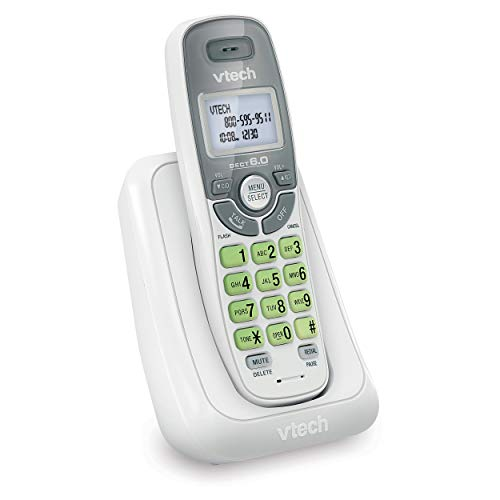 VTech Telefono Inalambrico Detec 6.0 Digital Cs6114 Blanco