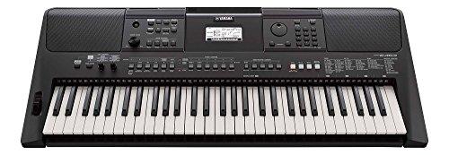 Yamaha PSRE463 Teclado Intermedio, 61 Canales