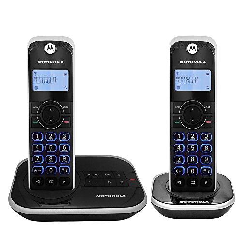 motorola Telefono Inalambrico Gate4500Ce-2 Contestadora Auricular +1 Ext