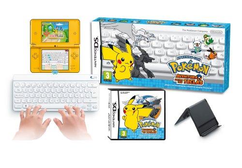 Nintendo Learn With Pokémon: Typing Adventure, NDS Nintendo DS ENG - Juego (NDS, Nintendo DS, Educativo, E (para todos))
