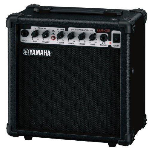 Yamaha GA15II Amplificador para Guitarra, negro
