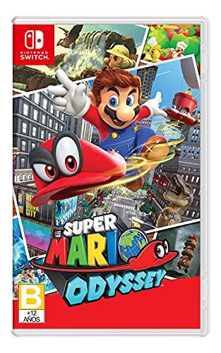 Super Mario Odyssey - Standard Edition - Nintendo Switch