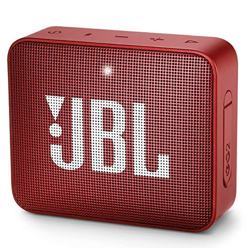 JBL Bocina Portátil GO 2 Bluetooth - Rojo